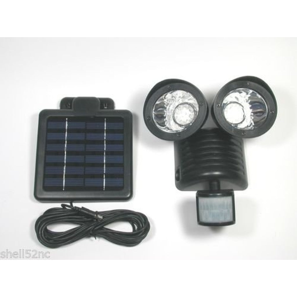 solar smd light off security