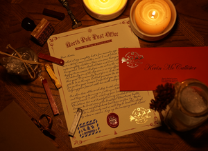 Authentic Letters From Santa Claus - Santa's Postal Service