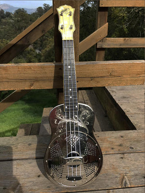 "National Custom Ukulele ""Marjorie"""