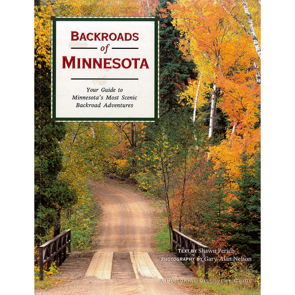 Minnesota Road Trips for backroad drives