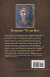 Back Cover of Boundary Waters Boy by Jack Blackwell