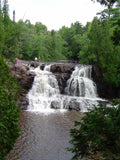 Gooseberry Falls State Park, High Falls on the Pigeon River, Temperance River, Jay Cooke State Park