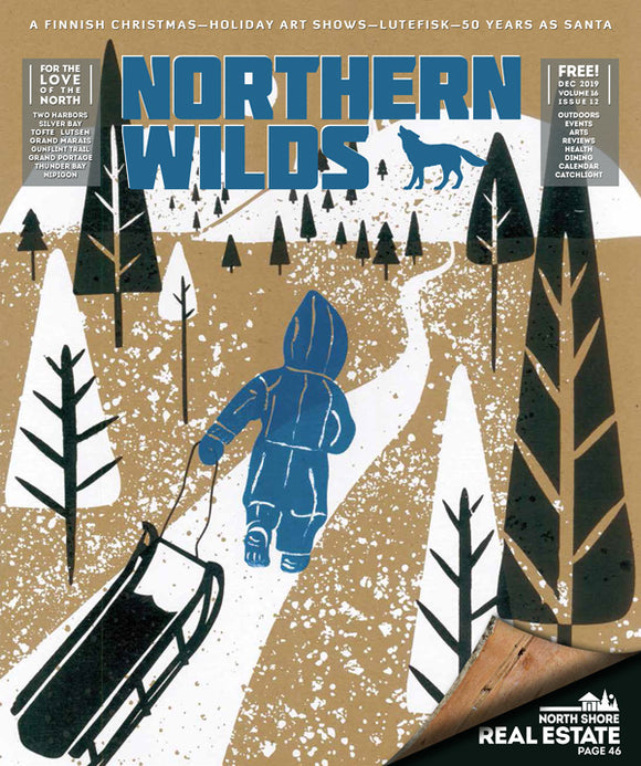 Northern Wilds Subscription - monthly magazine from northern Minnesota