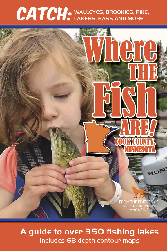 Where the Fish Are! Cook County, Minnesota [Updated 2019]