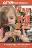 Where the Fish are! Cook County, MN. Minnesota Fishing Lakes. Front Cover.