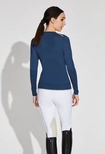 Hailey Crew Merino Sweater