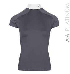 Milena Competition Top w/ Back Zip