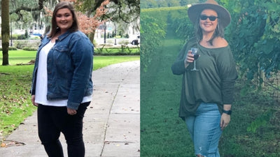 Rosie Lost 95 Pounds with WLH!