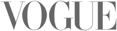 Logo for Vogue magazine