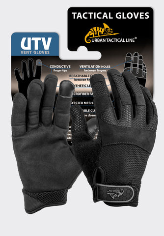 Urban Tactical Vent Gloves
