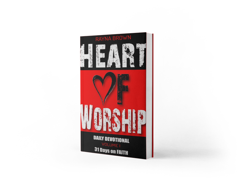 Heart of Worship Daily Devotional Vol. 1 - 31 Days on Faith