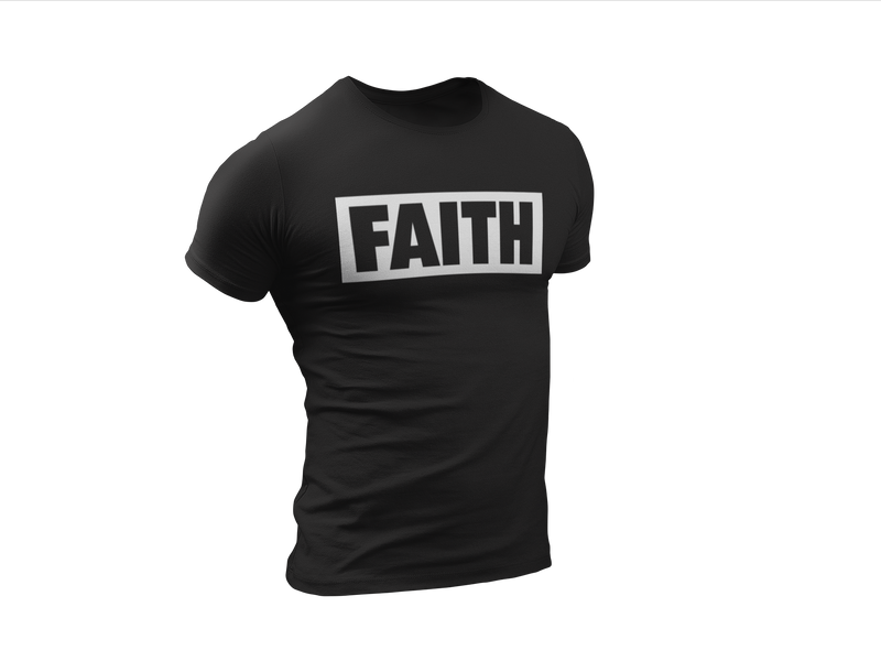 FAITH - Men's Crew Neck