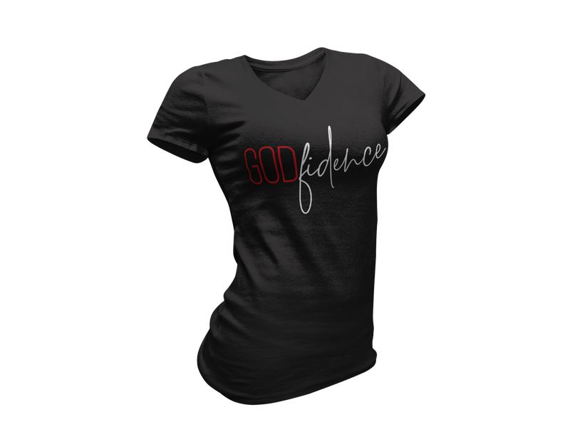 GodFidence! - Women's V-Neck