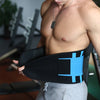 Belt Lumbar Lower Waist Double Adjustable Back Belt