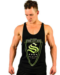 Mens gyms Fitness bodybuilding Tank Tops