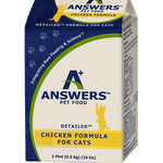 Answer's Frozen Detailed Chicken 1# Carton