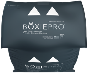 BoxiePro Cat Litter