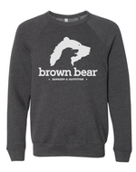 Brown Bear Raglan Sweater