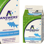 Answer's Frozen Additional Fermented Fish Stock 1 Pint