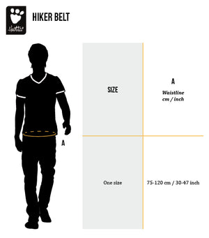 Hurtta Hiker Belt