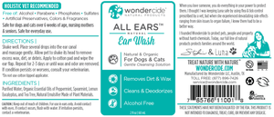 Wondercide Ear Wash For Dog & Cats