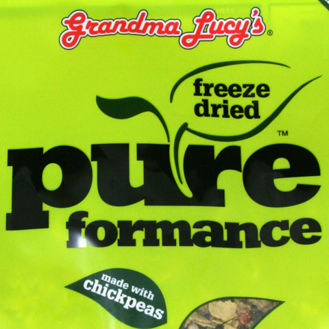 Grandma Lucy's Dog Food Pureformance GF Lamb & Chickpeas