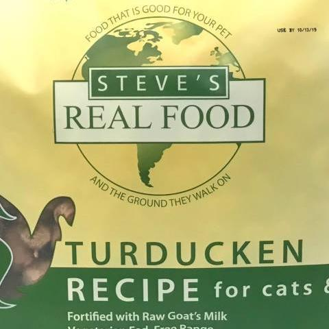 Steve's Dog & Cat FD Turducken Nuggets
