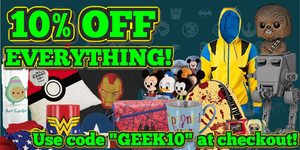 10% Off Everything online!