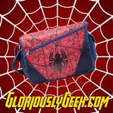 Marvel Comics - Ultimate Spider-Man Messenger Bag - Gloriously Geek