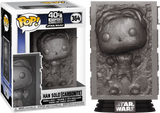 Funko - Star Wars Pop! Vinyl - Han Solo in Carbonite #364
