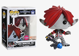 Funko - Games Pop! Vinyl - Kingdom Hearts - Sora Monster's Inc #408 (Flocked BoxLunch)