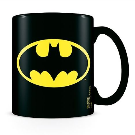 DC Comics - Batman Mug - Gloriously Geek