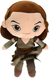 Funko Galactic Plushies - Star Wars Rey - Gloriously Geek