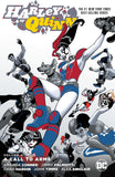 Comics - DC Comics - Harley Quinn Vol.4 A Call to Arms (Hardback) - Gloriously Geek