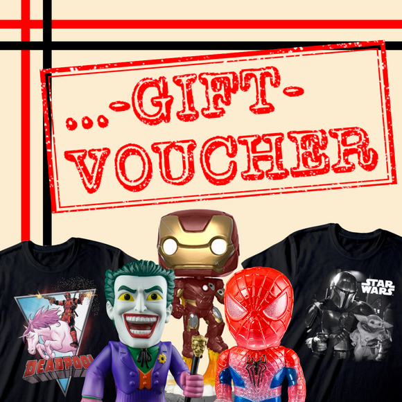 Gloriously Geek Gift Voucher - Gloriously Geek