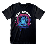 T-Shirt - Disney - Lilo and Stitch - Not So Ordinary - Gloriously Geek