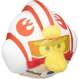 Plush Toy - Star Wars - Angry Birds - Luke Skywalker