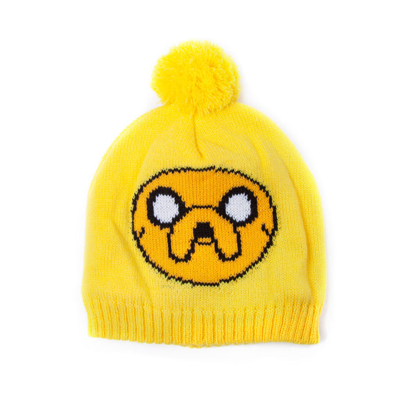 Adventure Time - Jake Beanie Hat - Gloriously Geek
