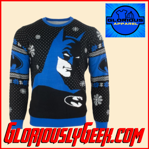 Apparel - DC Comics - Batman Christmas Jumper