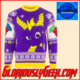 Apparel - Spyro the Dragon Christmas Jumper