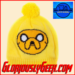 Apparel - Hat - Adventure Time - Jake Beanie Hat