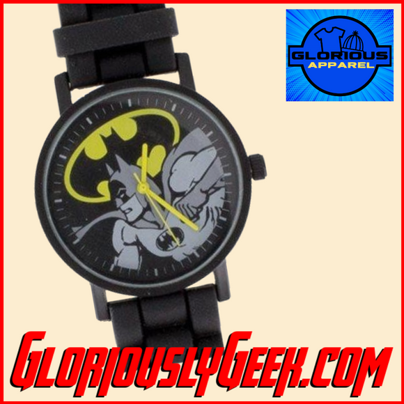 Apparel - Accessories - DC Comics - Batman Watch