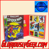 Gifts - Pins - Marvel - Retro Spider-Man Pin Badge Set