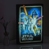 Home - Star Wars - Luminart - Star Wars A New Hope - Gloriously Geek