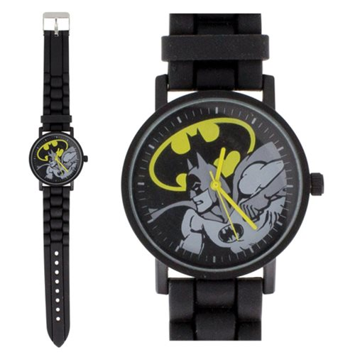 DC Comics - Batman Watch - Gloriously Geek