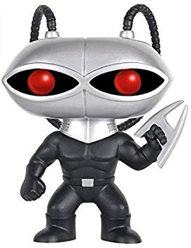 Funko - DC Comics Pop! Vinyl - Black Manta #92