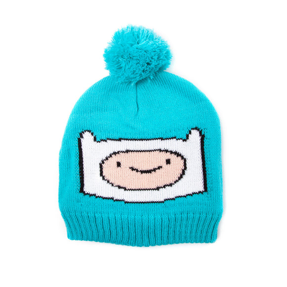 Adventure Time - Finn Beanie Hat - Gloriously Geek