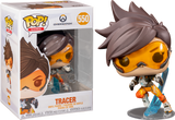 Funko - Games Pop! Vinyl - Overwatch - Tracer #550 - Gloriously Geek