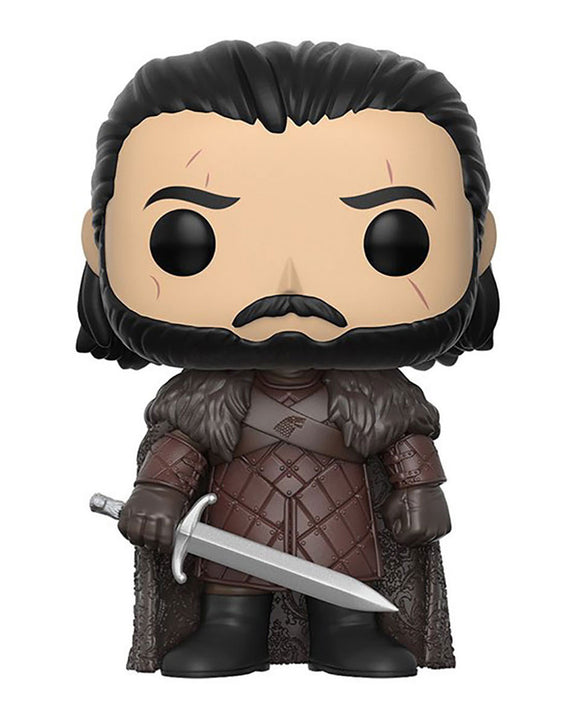 Funko - Game of Thrones Pop! Vinyl -  Jon Snow (King in the North) #49 - Gloriously Geek