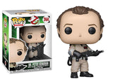 Funko - Movies Pop! Vinyl - Ghostbusters - Dr Peter Venkman #744 - Gloriously Geek